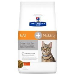 5 kg k/d+Mobility Hill's Feline Kattemad
