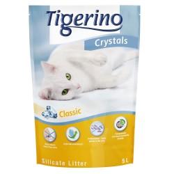 5 l Tigerino Crystals Kattegrus