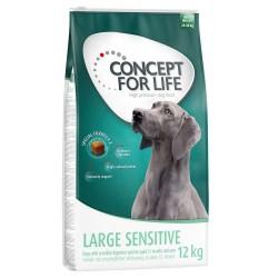 6 kg Large Sensitive Concept for Life Hundefoder