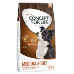 6 kg Medium Adult Concept for Life Hundefoder
