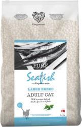 6,5 kg Kingsmoor Pure Cat Seafish large breed - PURE HAVFISK KINGSMOOR TIL VOKSEN KAT AF STOR RACE