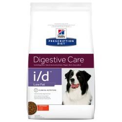 6kg i/d Digestive Care Low Fat Hill's Diet Hundefoder
