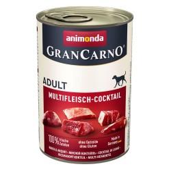 6x400 g Original Adult Okse & Kylling Animonda GranCarno - Kornfrit Hundefoder