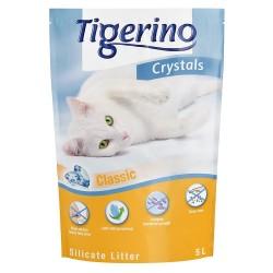6x5 l Tigerino Crystals Kattegrus