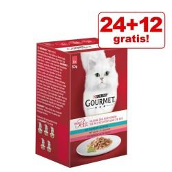 6x50 g Mon Petit Kød Gourmet Kattemad