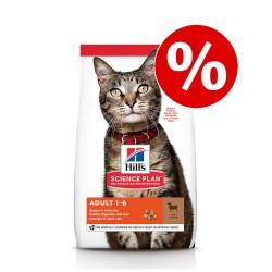 7 kg Senior 11+ Huhn Hill's Science Katzenfutter trocken zum Sonderpreis!