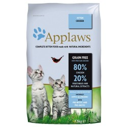 7,5 kg Applaws Kitten kylling Kattemad