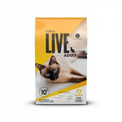 8 kg. ProBiotic LIVE Adult Kat - med And