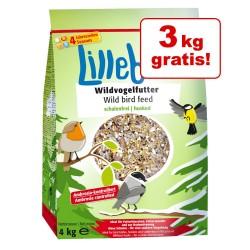 9 + 3 kg gratis! 12 kg Lillebro vildtfuglefoder - Klassisk