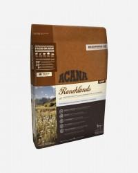ACANA kattemad - Ranchlands med Okse, Lam, Bison, Gris og Fisk, 340 g