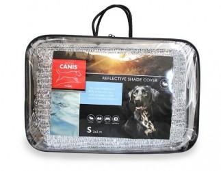 Active Canis Sølvdug - soldug Cover, 2 x 2 m