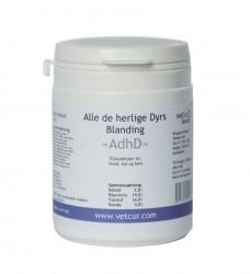 AdhD pulver 130 g til hest, hund og kat, 130 g
