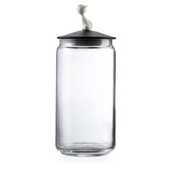 Alessi opbevaringsglas til kattemad - Mió Jar