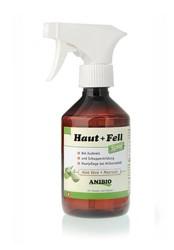 Anibio Hud og pelsspray 100 ml., hudplejeprodukt mod skæl