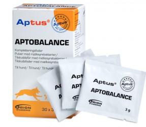 Aptus Aptobalance pulver mælkesyrebakterier, 30 x 3 gr.