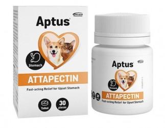 Aptus Attapectin tabletter 30 stk. - til hund og kat - BEMÆRK : billede af pakning kan afvige fra varen