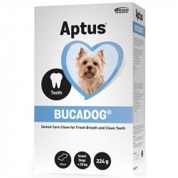 Aptus Bucadog tyggelapper - Small, 24 - 27 stk.