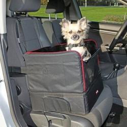Autosæde til hunde - hundekurv/sæde til bilen