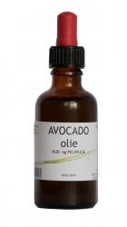 Avocadoolie, økologisk - 50 ml