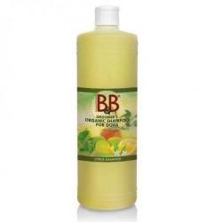 B&B hundeshampoo med citrus, 1 liter