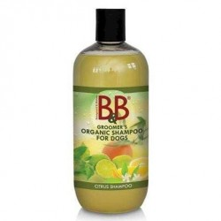 B&B hundeshampoo med citrus, 500 ml