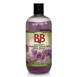 B&B shampoo med Lavendel og Aloe Vera