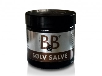 B&B Sølvsalve, 60 ml