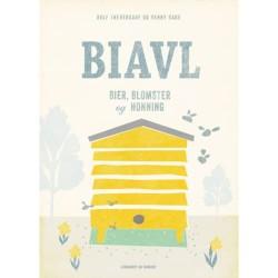 Biavl - bier, blomster og honning - Indbundet