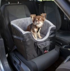Biltaske til små hunde - luksusmodel
