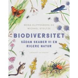 Biodiversitet - Sådan skaber vi en rigere natur - Indbundet