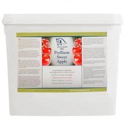 BLUE HORS Psyllium Sweet Apple loppefrøskaller, 2.5 kg