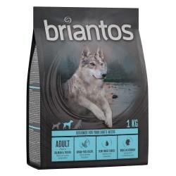Briantos Adult Laks & Kartoffel - kornfri - 12 kg