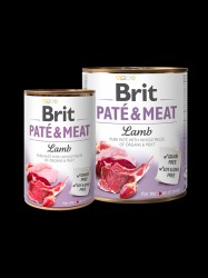 BRIT Paté og Meat, Lam, 6 x 400g
