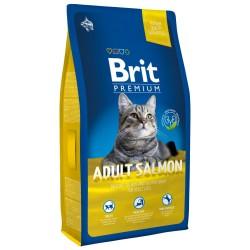 Brit Premium tørfoder - Adult - Laks