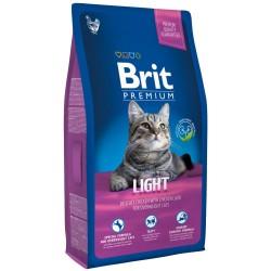Brit Premium tørfoder - Light - Kylling