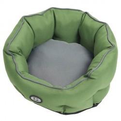 BUSTER Cocoon seng, Artichoke Green/Steel Grey, large