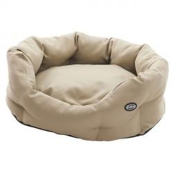 BUSTER Cocoon seng, Chinchilla Beige, 75 cm