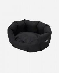 Buster Cocoon senge - flere størrelser og farver, Sort / XL