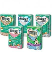 CareFRESH Bunddække til mindre gnavere - 50 ltr. / Confetti (blandede farver)
