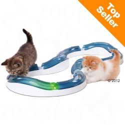 Catit Design Senses Super Roller Circuit - Kattelegetøj