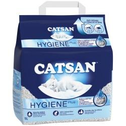 Catsan kattegrus - Hygiene Plus