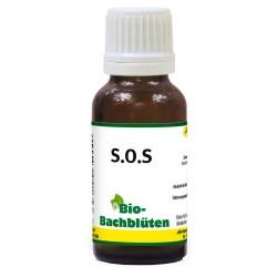 cdVet øko Bach Blomster S.O.S - 20 ml