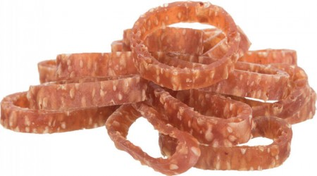 Chicken rings m. kylling og lever, 100 g