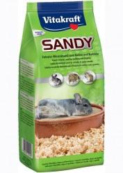Chinchilla - badesand (hamster bader i dette sand) - 1 kg