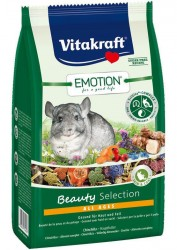 Chinchillafoder Emotion® Beauty Selection