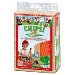 Chipsi Super husdyrstrøelse - 24 kg