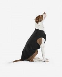 CozyCoat Fleece til hunde - Sort, 12