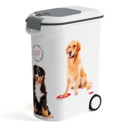 Curver foderbeholder - Hund - 20 kg