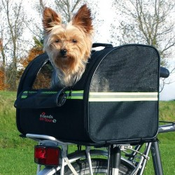 Cykeltaske til bagagebærer