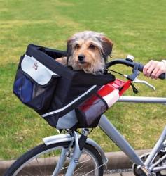 Cykeltaske, transporttaske til små hunde